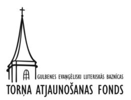 """Nodibinājums """"Gulbenes evaņģēliski luteriskās baznīcas draudze"""""""